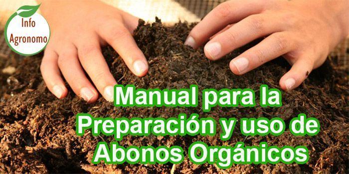 Manual de abonos organicos