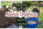 Abonos orgánicos preparacion y uso