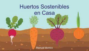 Huertos sostenibles caseros