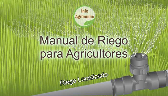 Riego localizado para agricultores