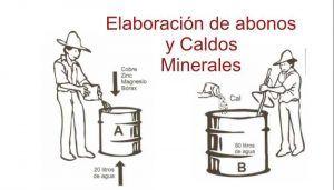 elaboracion de caldos minerales